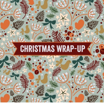 Christmas Wrap-up