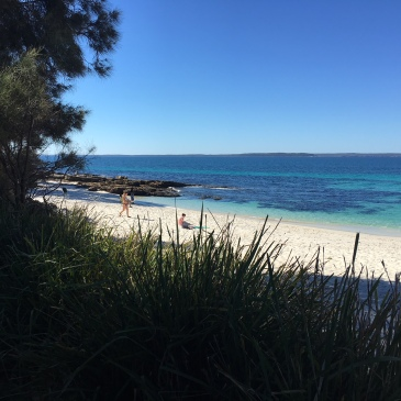 Hyam's Beach, Jervis Bay